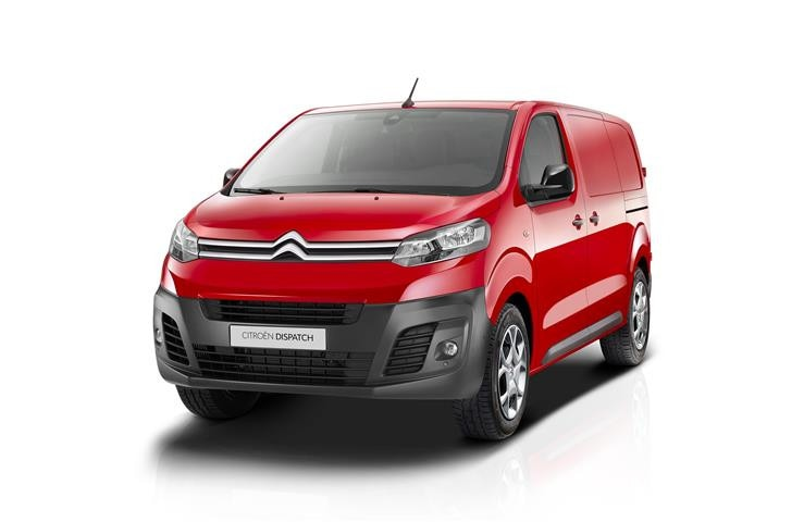 NEW CITROËN DISPATCH WINS LIGHT COMMERCIAL VEHICLE OF THE YEAR AWARD