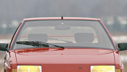 Citroën windscreen