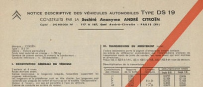Citroën Archives - Vehicle approval certificate
