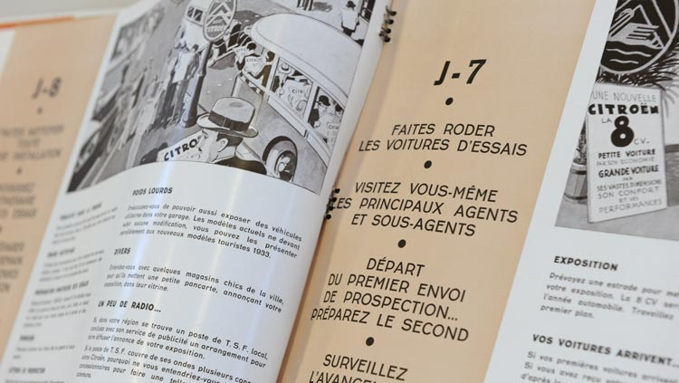 Citroën Archives - Documentary files