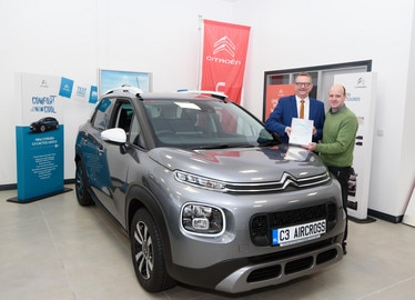 HIGHLAND MOTORS CROWNED 2018 CITROËN AFTERSALES DEALERSHIP OF THE YEAR