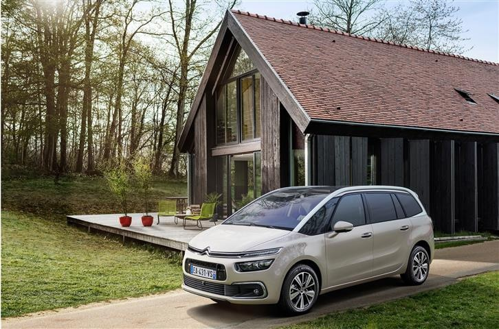 New Grand C4 Picasso Best 7 Seater