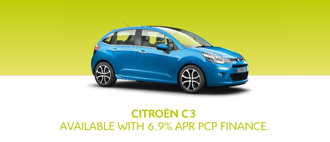Citroen c3 finance deals