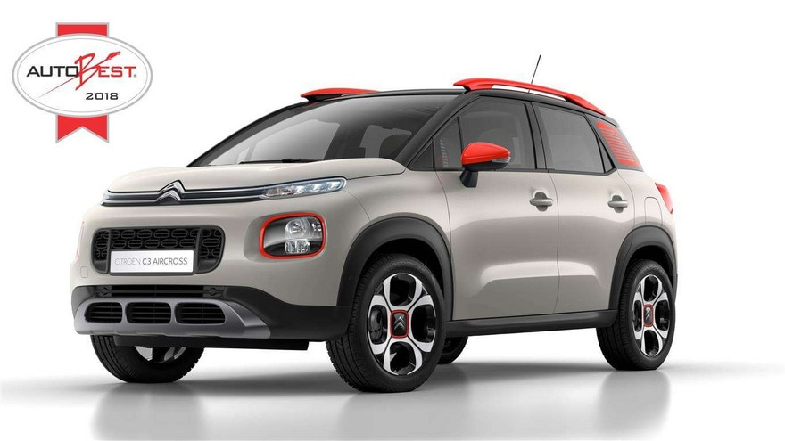 New C3 Aircross | Autobest 2018 | Citroën Ireland