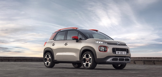 New C3 Aircross - News