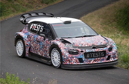 2017 WORLD RALLY CAR MAKES ASPHALT DEBUT