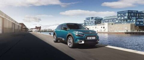 ENJOY AN EXCLUSIVE PREVIEW OF THE NEW CITROËN C4 CACTUS AT THE IDEAL HOME SHOW 2018