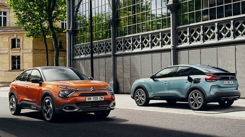 Citroën reinvent the hatchback with all new C4 and ë-C4