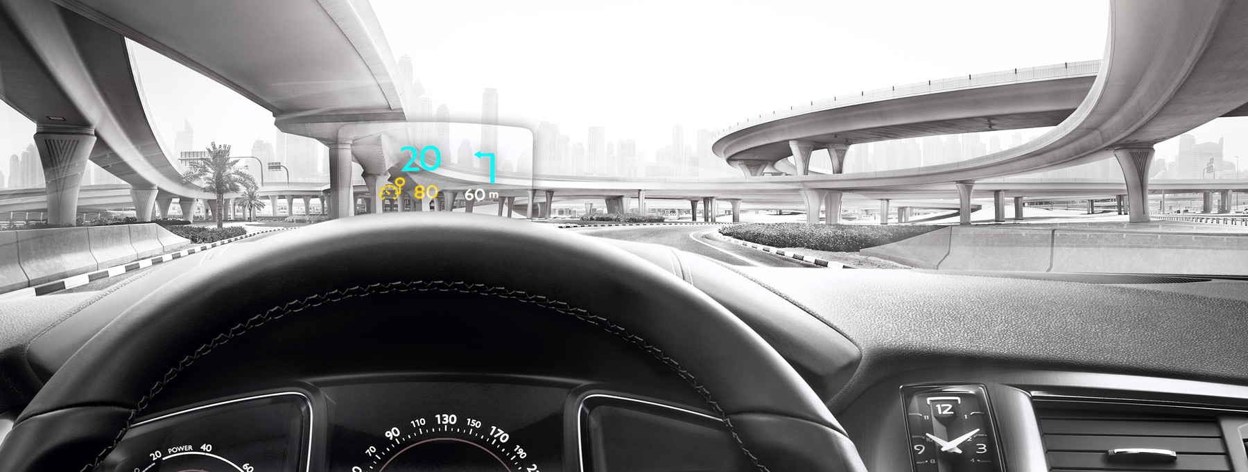 Safety - Head-up display