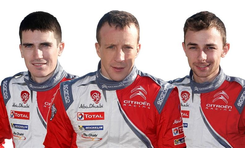 Citroën Announces Ireland's Breen for 2017 & 2018