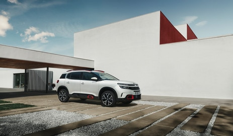 Citroën Ireland release full details of the new C5 Aircross SUV