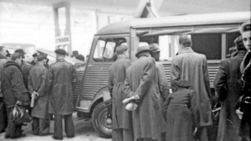 Launch of Citroën Type H