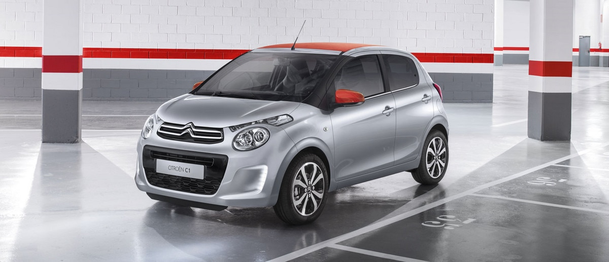 New Citroën C1 - Exterior styling
