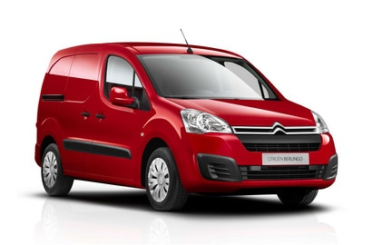 SCRAP YOUR OLD VAN AND AVAIL OF COMPETITIVE FINANCE ON A NEW CITROËN LCV FOR 182