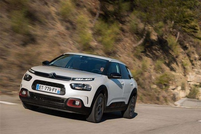 NEW CITROËN C4 CACTUS: THE ULTRA-COMFORTABLE HATCHBACK ARRIVES IN IRELAND IN MAY