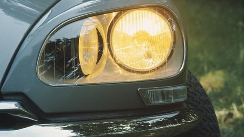 Headlights of the Citroën DS & ID