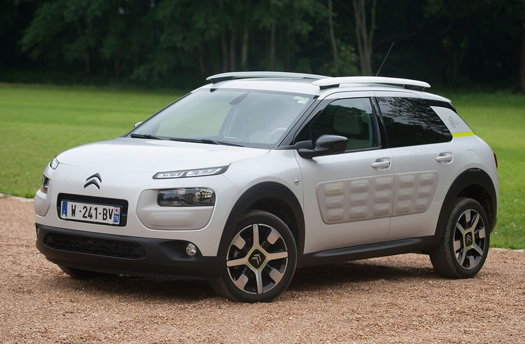 Citroen New Progressive Hydraulic Cushion Suspension Technology