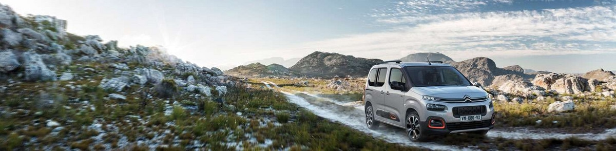 New Citroën Berlingo | Family MPV - Citroën Ireland