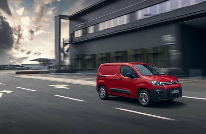 NEW CITROËN BERLINGO VAN: DESIGNED FOR ALL USES, DEDICATED TO COMFORT